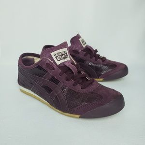 Onitsuka Tiger Leather Sneakers, Size 6.5